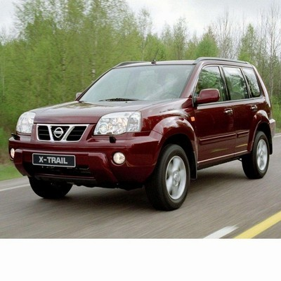 For Nissan X-Trail (2001-2003) with Halogen Lamps