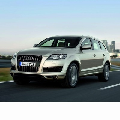 Autó izzók a 2010 utáni bi-xenon fényszóróval szerelt Audi Q7 (4L)-hez