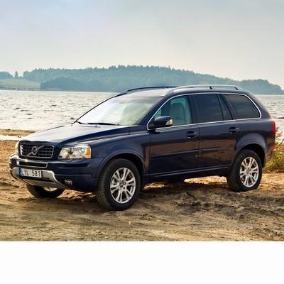 Autó izzók halogén izzóval szerelt Volvo XC90 (2007-2014)-hez