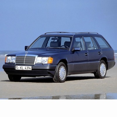 For Mercedes E Kombi (1985-1996) with Halogen Lamps