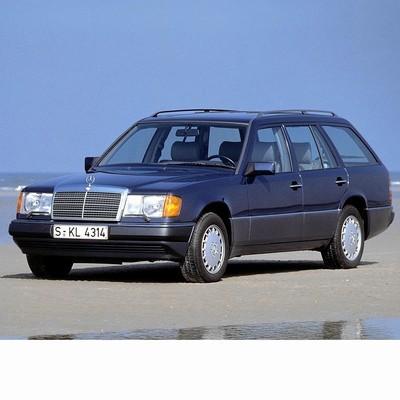 Autó izzók halogén izzóval szerelt Mercedes E Kombi (1985-1996)-hoz