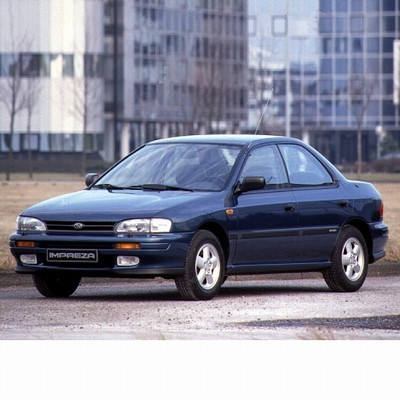 For Subaru Impreza Sedan (1992-2000) with Halogen Lamps