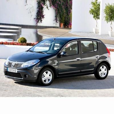 Dacia Sandero (2008-2012) autó izzó