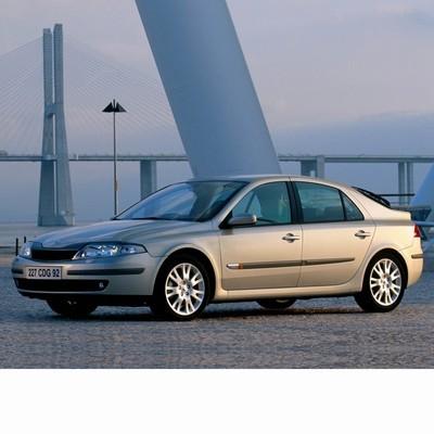 Autó izzók halogén izzóval szerelt Renault Laguna (2001-2007)-hoz