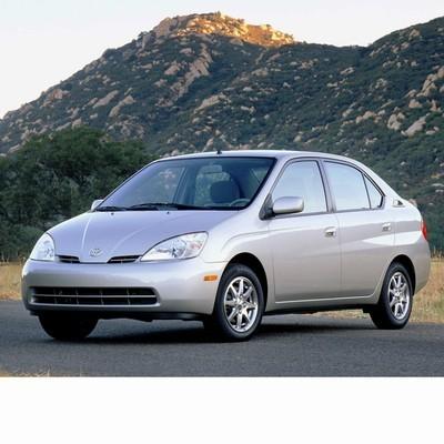 Autó izzók halogén izzóval szerelt Toyota Prius (1998-2003)-hoz