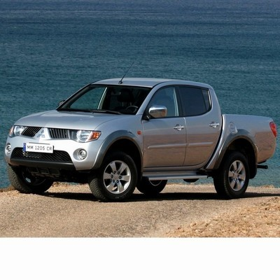 Autó izzók a 2005 utáni halogén izzóval szerelt Mitsubishi L200-hoz