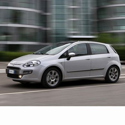 For Fiat Punto Evo (2009-2012) with Halogen Lamps