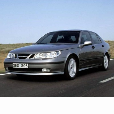 For Saab 9-5 (1997-2010) with Halogen Lamps