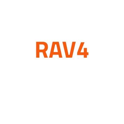 Toyota RAV4  autó izzó