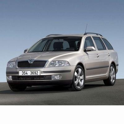 Autó izzók halogén izzóval szerelt Skoda Octavia Kombi (2004-2008)-hoz