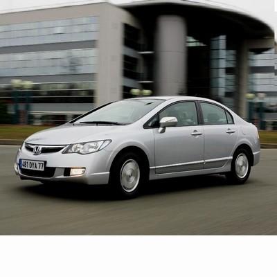 Honda Civic Sedan (2005-2012) autó izzó