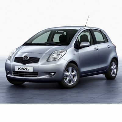 For Toyota Yaris (2005-2008) with Halogen Lamps