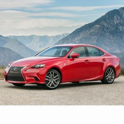 For Lexus IS after 2013 with Bi-Xenon Lamps