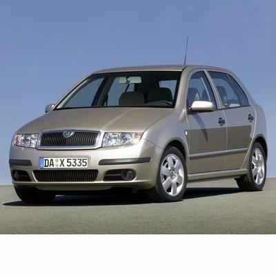 Autó izzók halogén izzóval szerelt Skoda Fabia (2004-2007)-hoz