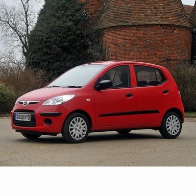 Autó izzók a 2008 utáni halogén izzóval szerelt Hyundai i10-hez