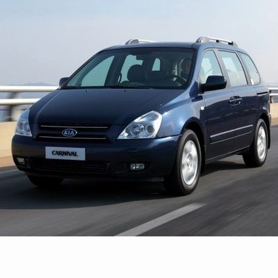 For Kia Carnival (2006-2014) with Halogen Lamps
