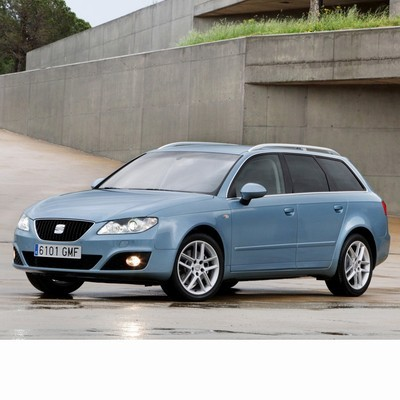 For Seat Exeo ST (2009-2013) with Halogen Lamps