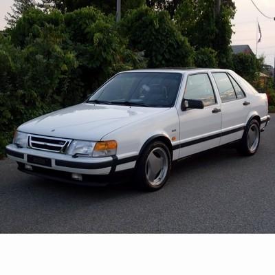 Autó izzók halogén izzóval szerelt Saab 9000 (1984-1998)-hoz