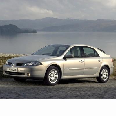 Autó izzók xenon izzóval szerelt Renault Laguna (2001-2007)-hoz