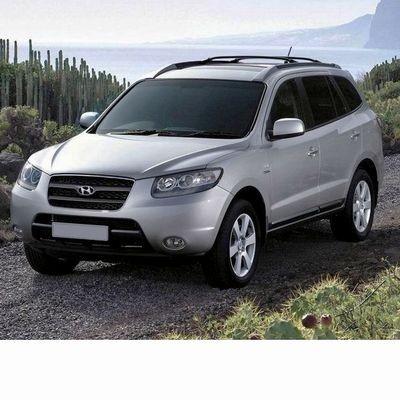 Autó izzók halogén izzóval szerelt Hyundai Santa Fe (2007-2012)-hez