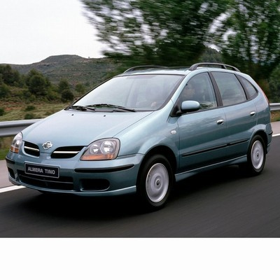 Autó izzók halogén izzóval szerelt Nissan Almera Tino (2000-2006)-hoz
