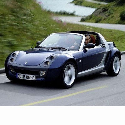 For Smart Roadster (2003-2006) with Halogen Lamps