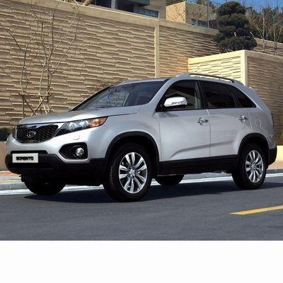 Autó izzók xenon izzóval szerelt Kia Sorento (2009-2012)-hoz