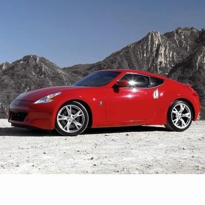 Autó izzók a 2009 utáni bi-xenon fényszóróval szerelt Nissan 370Z-hez