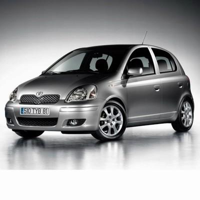 Autó izzók halogén izzóval szerelt Toyota Yaris (1998-2006)-hoz