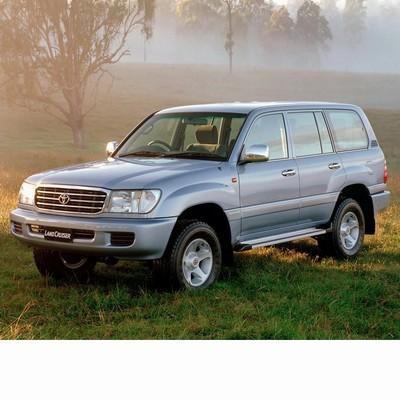 Autó izzók halogén izzóval szerelt Toyota Land Cruiser J10 (1998-2002)-hez