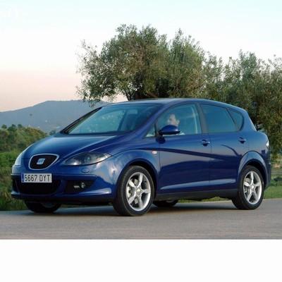 Autó izzók halogén izzóval szerelt Seat Toledo (2004-2006)-hoz