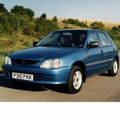 Autó izzók halogén izzóval szerelt Daihatsu Charade (1993-2000)-hez