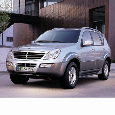 Autó izzók halogén izzóval szerelt Ssangyong Rexton (2002-2012)-hoz