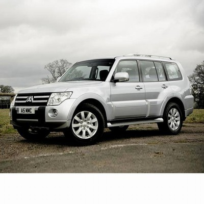 For Mitsubishi Pajero after 2006 with Halogen Lamps