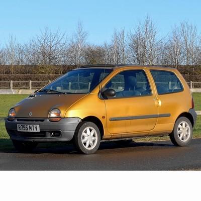 Autó izzók halogén izzóval szerelt Renault Twingo (1992-2007)-hoz