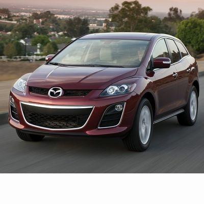 Autó izzók halogén izzóval szerelt Mazda CX-7 (2006-2012)-hez