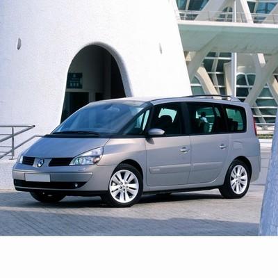 Autó izzók a 2003 utáni halogén izzóval szerelt Renault Espace-hoz