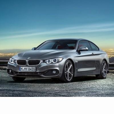 Autó izzók a 2013 utáni ledes fényszóróval szerelt BMW 4 Coupe (F32)-hoz
