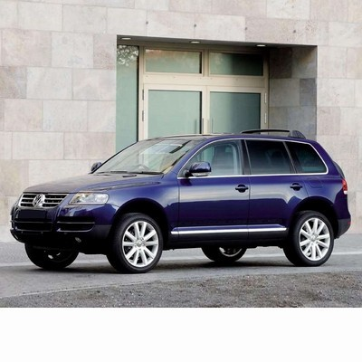 For Volkswagen Touareg (2002-2010) with Halogen Lamps