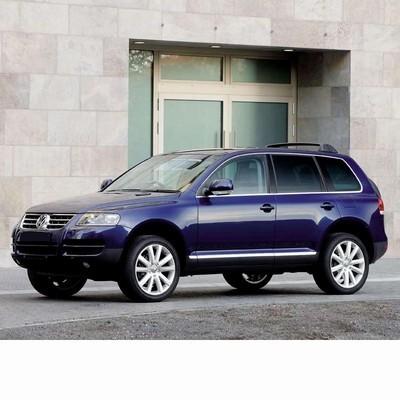 Autó izzók halogén izzóval szerelt Volkswagen Touareg (2002-2010)-hez