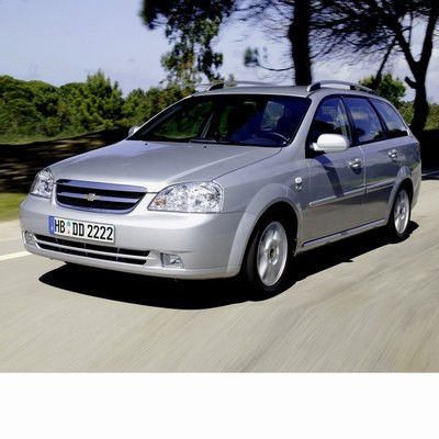 For Chevrolet Lacetti Kombi (2004-2008) with Halogen Lamps