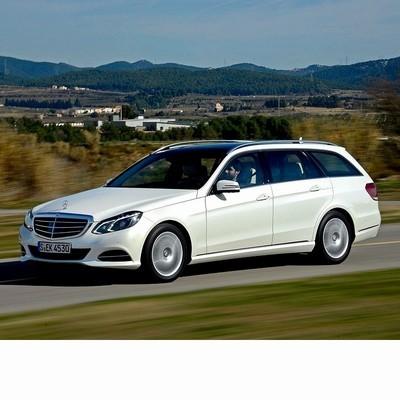 Autó izzók a 2009 utáni ledes fényszóróval szerelt Mercedes E Kombi-hoz