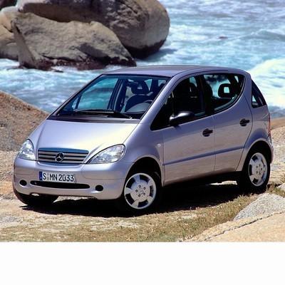 Autó izzók halogén izzóval szerelt Mercedes A (1997-2001)-hoz