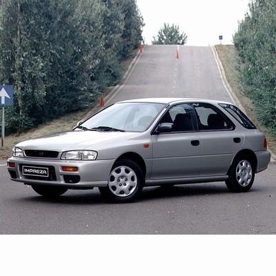 Subaru Impreza Kombi (1992-2000) autó izzó