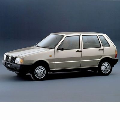 For Fiat Uno (1983-1995) with Halogen Lamps