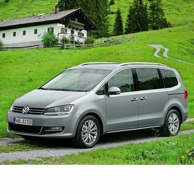 Autó izzók a 2010 utáni bi-xenon fényszóróval szerelt Volkswagen Sharan-hoz