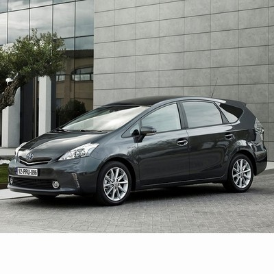 For Toyota Prius Plus after 2011 with LED