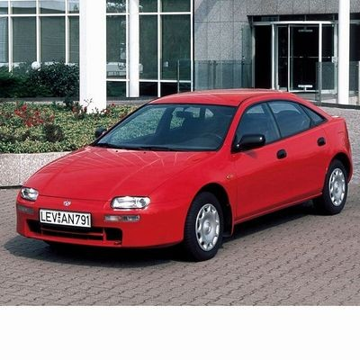 Mazda 323 F (1994-1998)
