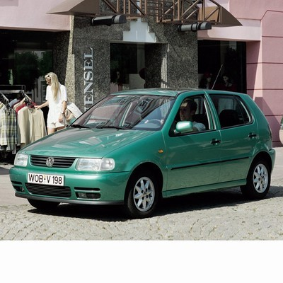 For Volkswagen Polo (1994-2000) with Halogen Lamps