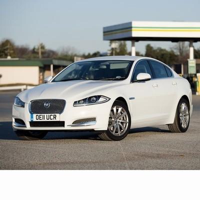 Autó izzók a 2011 utáni bi-xenon fényszóróval szerelt Jaguar XF-hez
